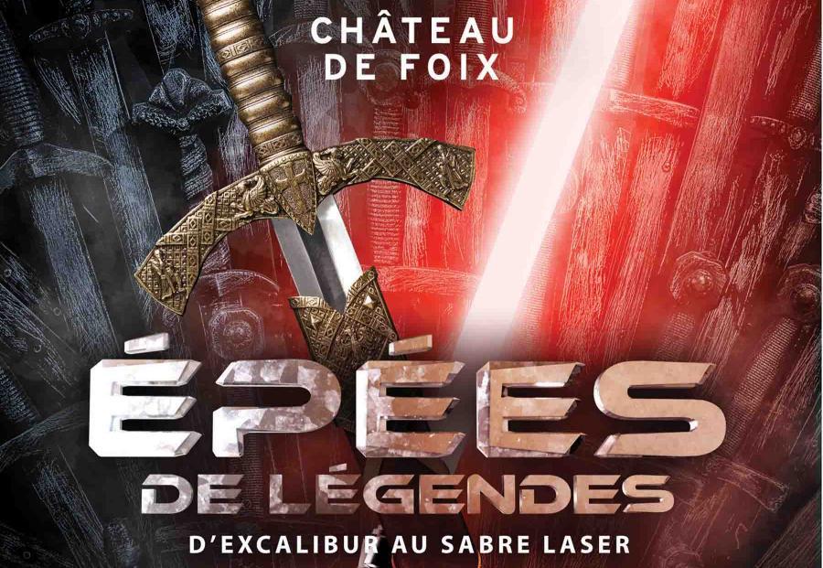 Épées de légendes: d'Excalibur au sabre laser